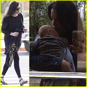 Liv Tyler Shares Sweet Moment With Sleeping Sailor