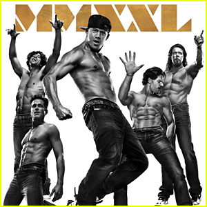 'Magic Mike XXL' Guys Strip Shirtless For a New Poster!