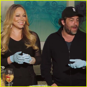 Mariah Carey Cooking Frito Pie Is a Video You'll Want to Watch!