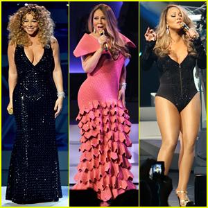 Mariah Carey Kicks Off Las Vegas Residency at Caesars Palace!