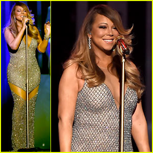 Mariah Carey Sings 'Infinity' at Billboard Awards 2015! (Video)