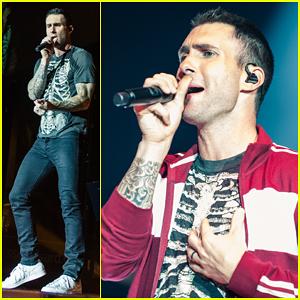 Maroon 5's 'This Summer's Gonna Hurt' Vaults Into Pop Radio's Top 25!