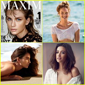 'Maxim' Hot 100 - Full List Revealed!