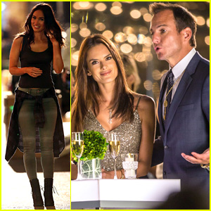 Megan Fox & Will Arnett Continue 'TMNT 2' Filming in NYC