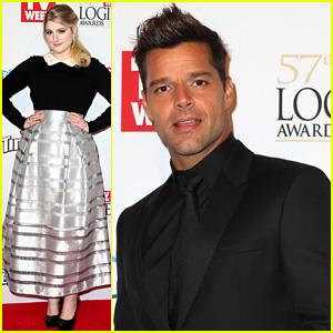 Meghan Trainor & Ricky Martin Hit Australia's Logie Awards 2015