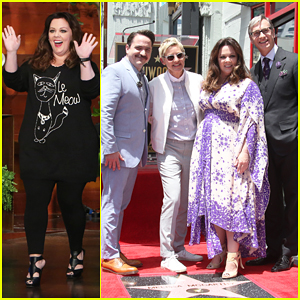 Melissa McCarthy Opens Up About The Journalist Who Insulted Her on 'Ellen' - Watch Here!