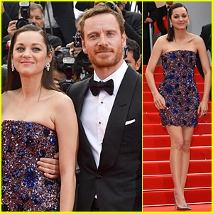 Michael Fassbender & Marion Cotillard Grab Spotlight at 'Macbeth' Cannes Premiere