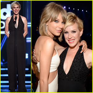 Molly Ringwald Wants to Be Part of Taylor Swift's BFFs Club! (Video)