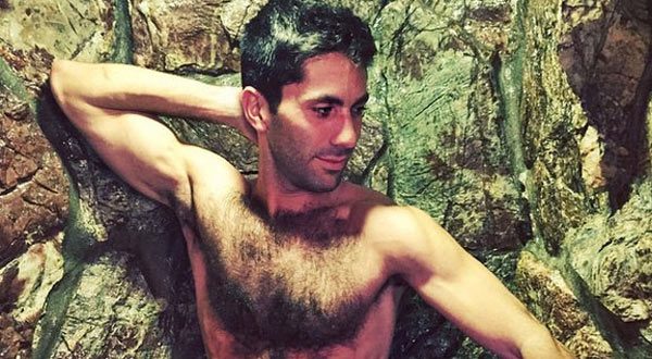 catfish u2019s nev schulman is selling his chest hair for