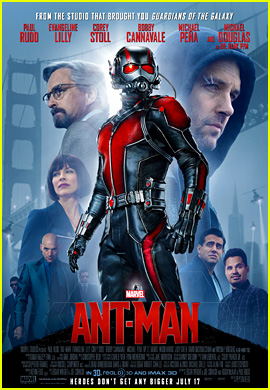 Marvel's 'Ant-Man' Stands Strong on Brand New Poster