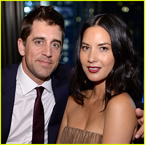 Olivia Munn Turned Down ' Celebrity Jeopardy,' So Aaron Rodgers Accepted!
