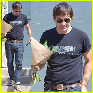 Olivier Martinez's 'Texas Rising' Trailer Gives Us Look Into Texas Revolution - Watch Now!