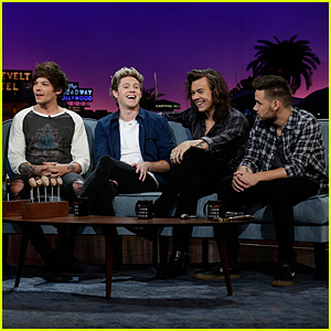 One Direction Gives First Interview Since Zayn Malik Quit on 'Late Show With James Corden' (Video)