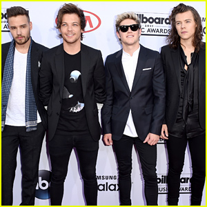 One Direction Thank Their Brother Zayn Malik During Billboard Music Awards 2015 Acceptance Speech