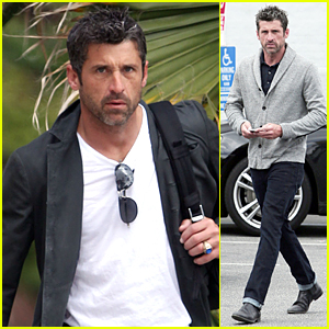 Patrick Dempsey Is Set to Wave Green Flag at Indy 500