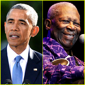 President Obama & Celebs React to B.B. King's Death