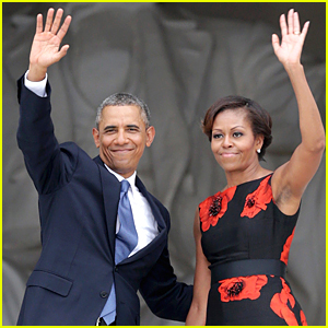 President Obama & Wife Michelle Are 'Delighted' By Prince William & Kate Middleton's Baby Girl News
