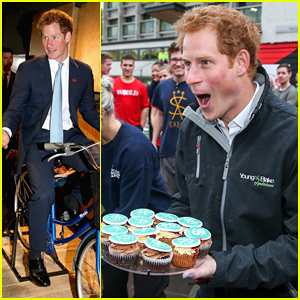 Prince Harry Continues New Zealand Tour with Canterbury University & Museum Visits!