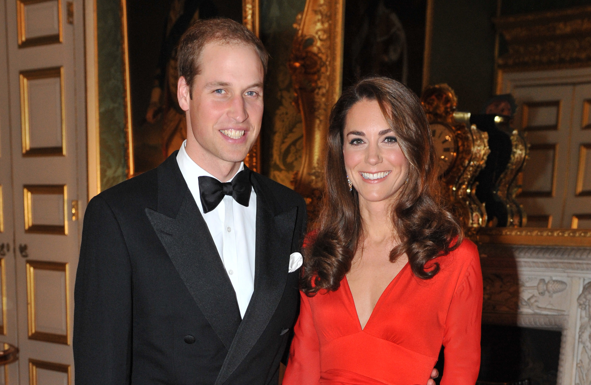 Prince William and Kate Middleton's Daughter Shares ...