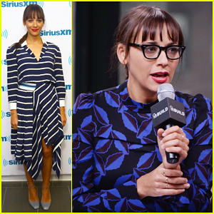 Rashida Jones Talks 'Hot Girls Wanted' & Porn: It's Almost Part Of Our Mainstream