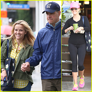 Reese Witherspoon Does Funny Impression of Picky Son Tennessee - Watch Now!
