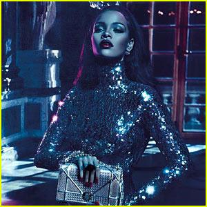 Rihanna's Dior 'Secret Garden' Video Campaign Is Here!