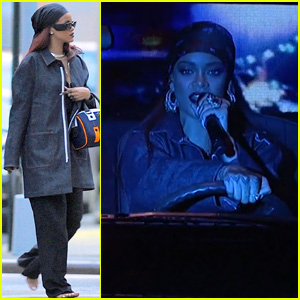 Rihanna Performs 'B-tch Better Have My Money' on 'SNL' (Video)