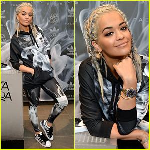 Rita Ora Featured in 'Fast & Furious - Supercharged' Theme Park Promo - Watch Now!