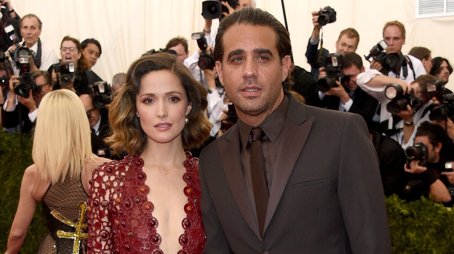 Rose Byrne Has Handsome Arm Candy At Met Gala 2015 2015