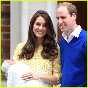 Will Prince William & Kate Middleton Name Royal Baby 'Diana'?