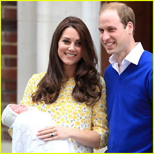 Royal Baby Girl's Name: Princess Charlotte Elizabeth Diana!