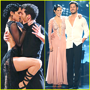 Rumer Willis & Val Chmerkovskiy Are 'Toxic' Duo on 'Dancing with the Stars' -  See The Pics!