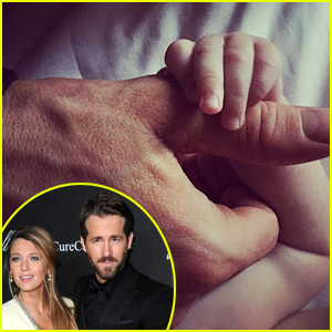 Blake Lively baby james