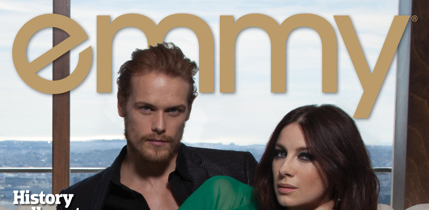 heughan and balfe relationship test