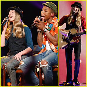 Sawyer Fredericks: 'The Voice' Finale Performances - Watch Now!
