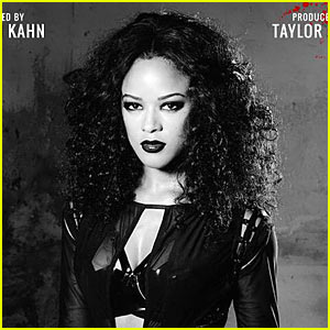 Empire's Serayah Joins Taylor Swift's 'Bad Blood' Music Video
