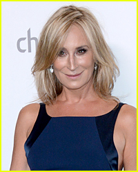 Real Housewives of New York's Sonja Morgan Suffers Wardrobe Malfunction!