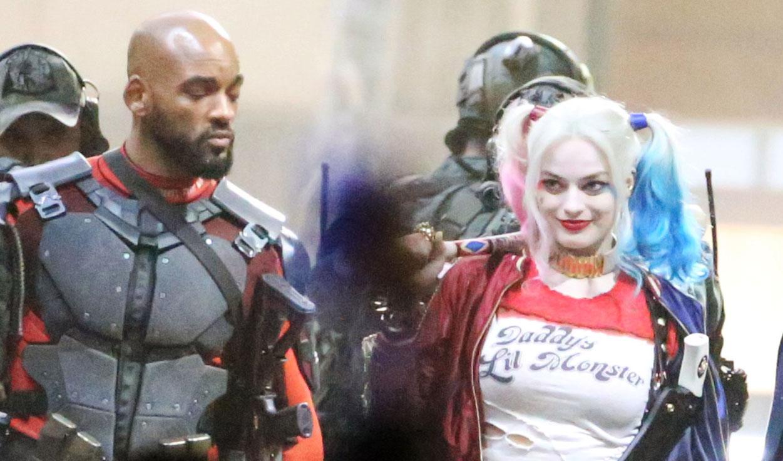 Suicide Squad' Cast Continues Filming Sans Jared Leto! | BlogParser