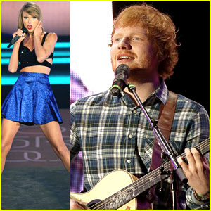 Taylor Swift & Ed Sheeran Team Up For 'Tenerife Sea' Duet at Rock in Rio USA