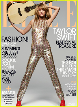 Taylor Swift Talks Heartbreak & 'Happily Ever After' in 'Elle' Cover Story