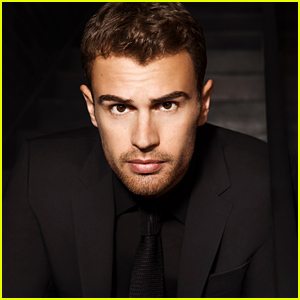 Theo James' Hugo Boss Ad Campaign Revealed!