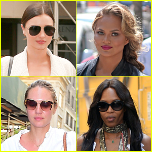 These Models Hit the Town Before the Met Gala 2015!
