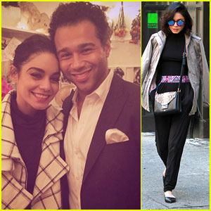 Vanessa hudgens and corbin bleu dating