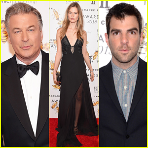 Alec Baldwin Attends Fragrance Foundation Awards After Welcoming Son Rafael!