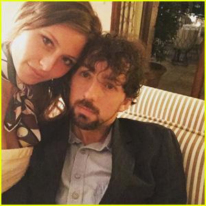 'iZombie' Star Aly Michalka Weds Stephen Ringer in Italy