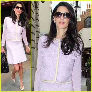 Amal Clooney's Husband George Is Against Men Getting Plastic Surgery