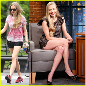 Amanda Seyfried Says She Doesn't Want to Be In Superhero Movies