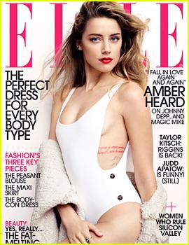 Amber Heard Talks Life After Marrying Johnny Depp!