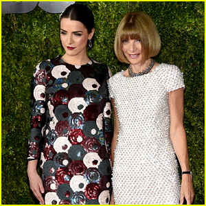 Anna Wintour & Daughter Bee Shaffer Attend the Tony Awards 2015!
