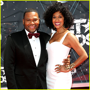 Anthony Anderson & Tracee Ellis Ross BET Awards 2015 Opening Video - Watch Now!